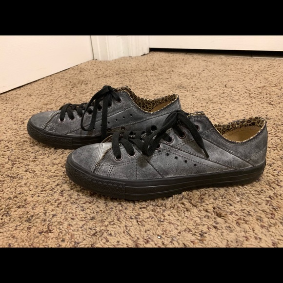 Converse Shoes - Converse Motorcycle Ox Limited Edition Low Tops
